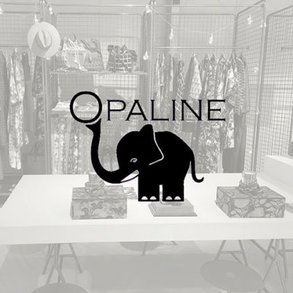 Opaline logo